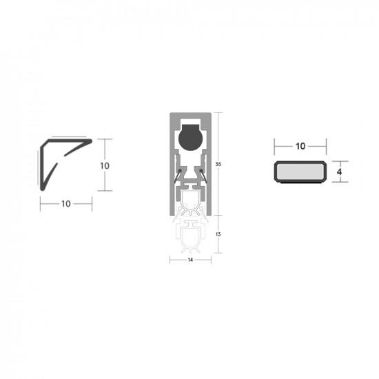 Acoustic & Fire Single Door Set